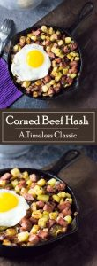 Corned Beef Hash Recipe - A traditional classic