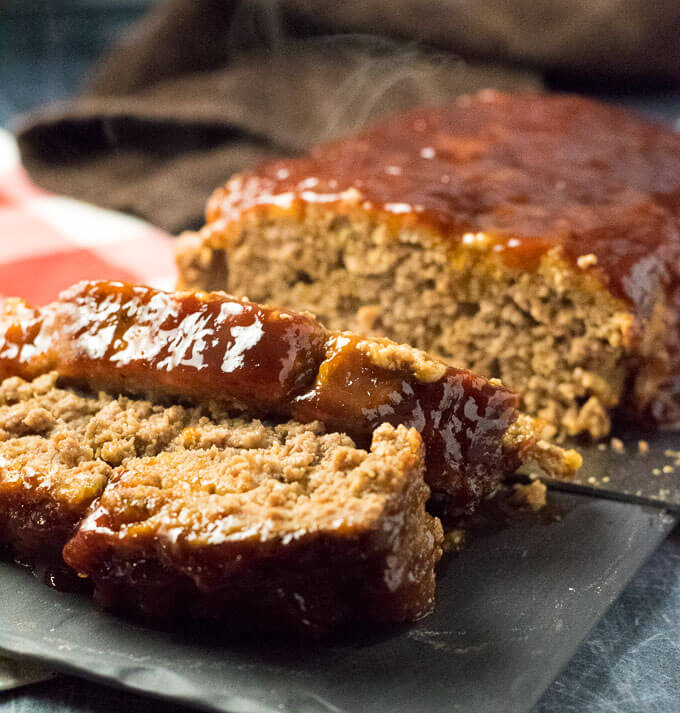 How to Make BBQ Meatloaf