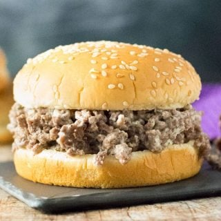 Creamy Ranch Sloppy Joes Recipe