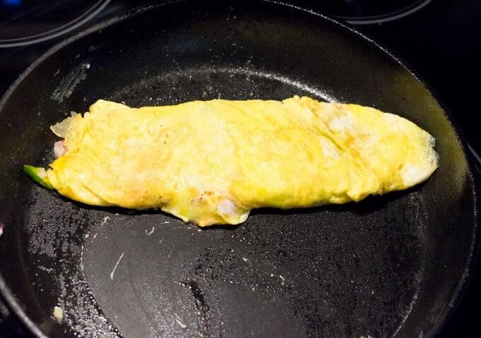 Roll Omelet