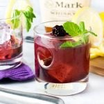 Blackberry Bourbon Lemonade recipe