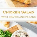 Chicken Salad with Grapes and Pecans Recipe - Potluck