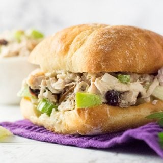 Chicken Salad with Apples recipe