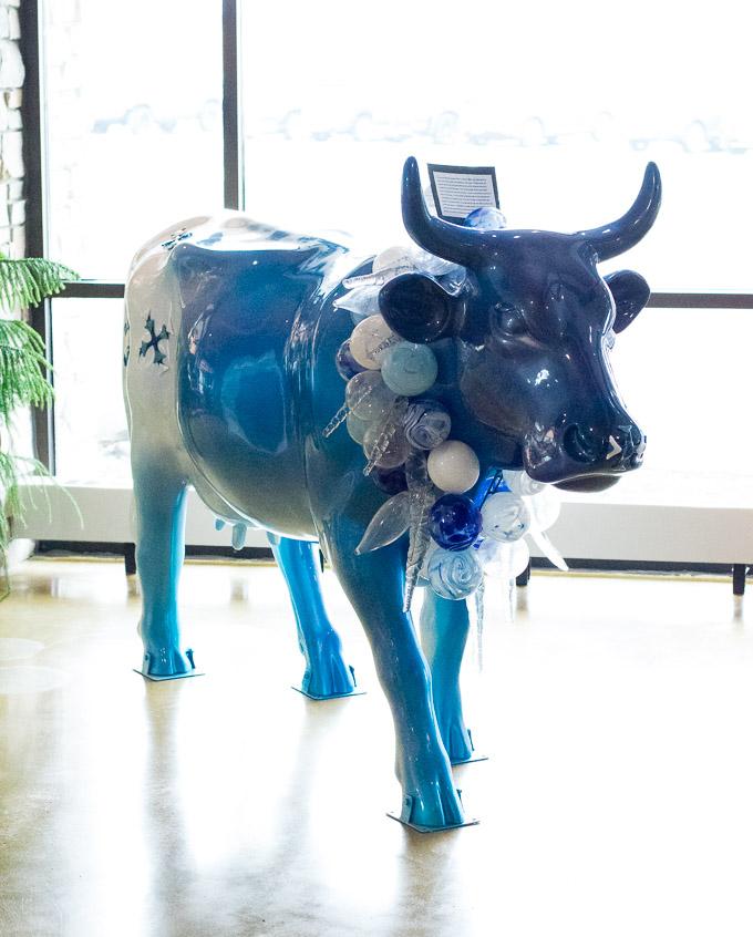 Culver's Cow