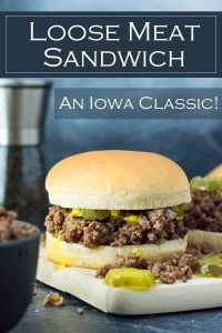 Loose Meat Sandwich recipe (Made Rite) #maderite #tavern #lunch #sandwich #groundbeef