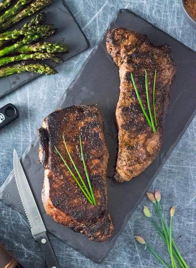 Grilled Steak Seasoning Rub Recipe