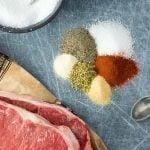 Steak Seasoning Feature