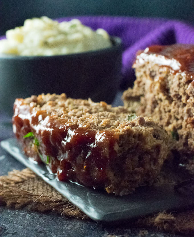 Venison Meatloaf - Fox Valley Foodie