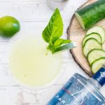 Cucumber Martini recipe