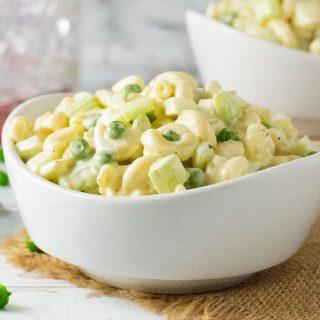 Classic Macaroni Salad recipe