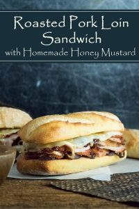 Roasted Pork Sandwich recipe #sandwich #pork #lunch