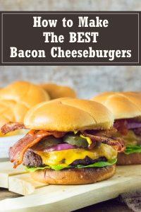 How to Make Bacon Cheeseburger - recipe #burger #bacon #recipe #cheeseburgers #best
