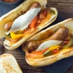 Slow Cooker Sausage and Peppers recipe