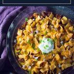 Frito Pie Recipe #chips #dinner #easy #recipe