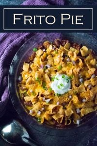 Frito Pie Recipe #chips #dinner #easy #recipe