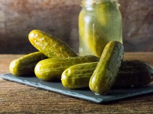 half sour pickles fox valley foodie