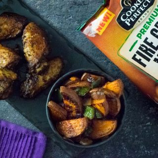 Southwestern Sweet Potatoes