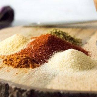 Healthy Chicken Seasoning