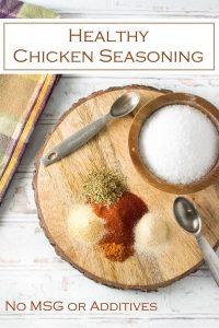 Healthy Chicken Seasoning recipe #healthy #chicken #seasoning #rub #recipe