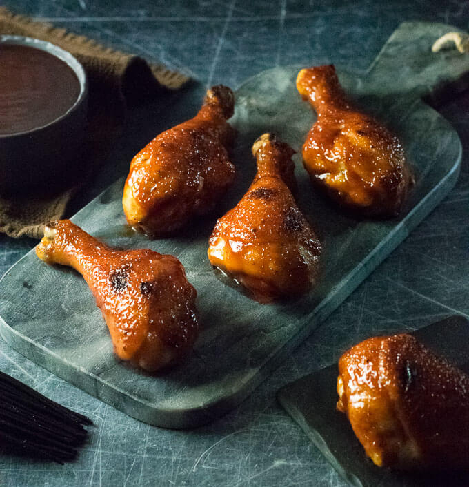 How to Make Chicken Drumsticks in the Oven