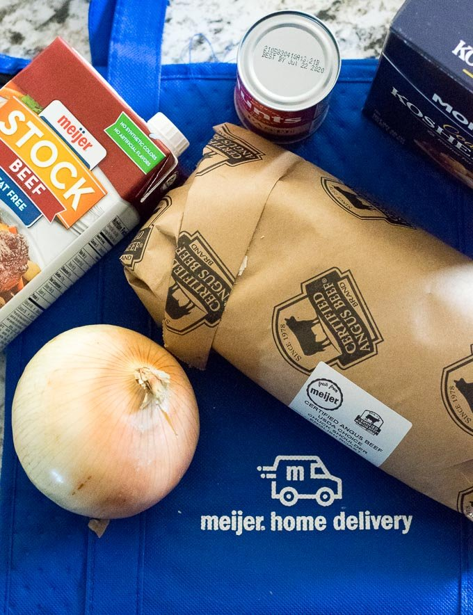 Meijer Home Delivery