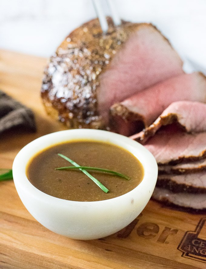 Roast Beef Brown Gravy