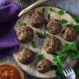Venison Meatballs Recipe