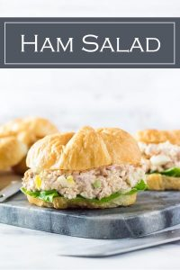 Ham Salad recipe #ham #party
