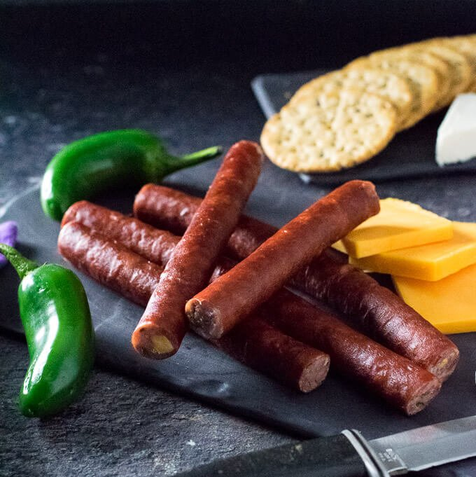 How to Make Venison Sausage - Fox Valley Foodie