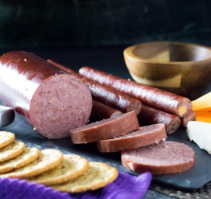 Venison Summer Sausage