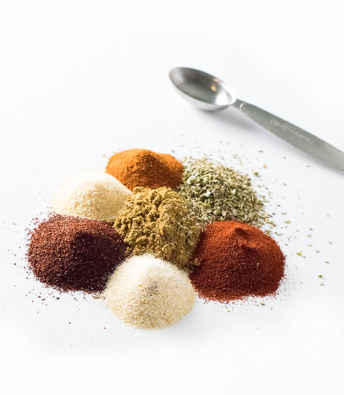 Chili Powder Substitute