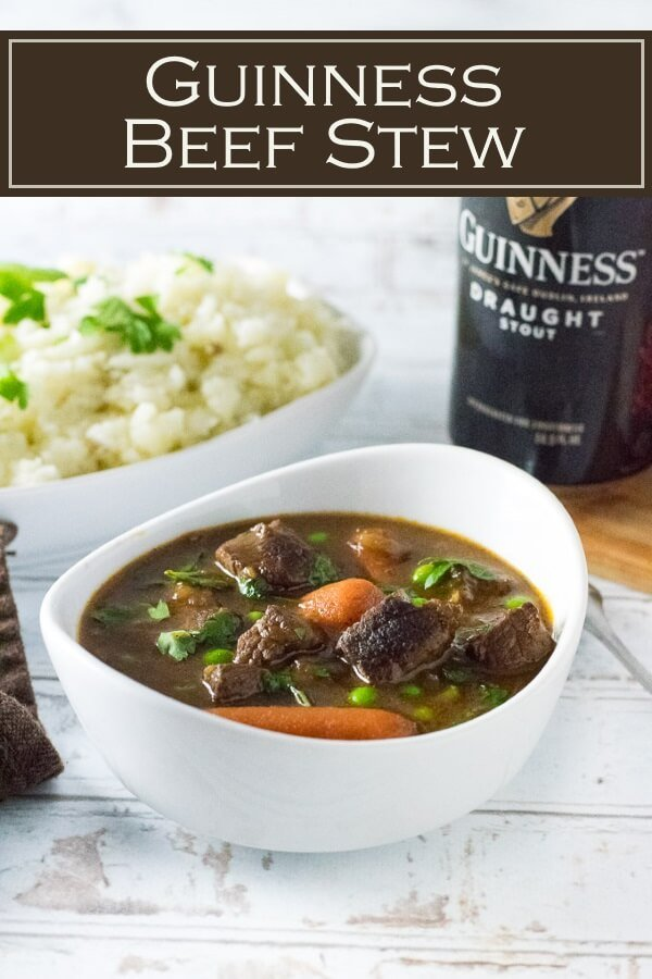 Irish Guinness Beef Stew recipe #stew #irish