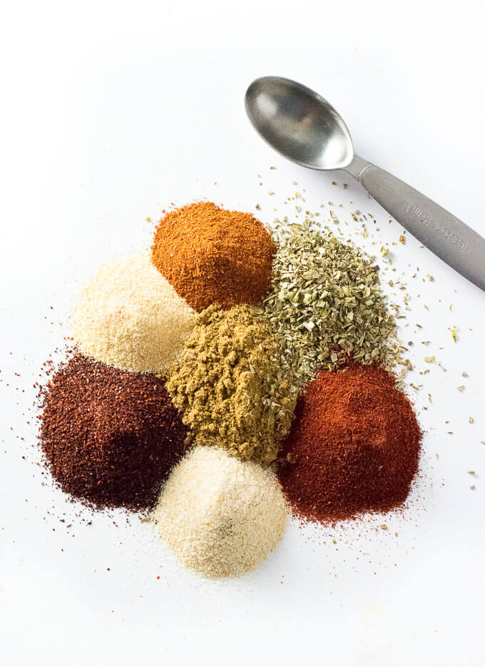 Homemade Chili Seasoning recipe