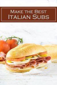 Italian Sub Sandwich recipe #sandwich #italian