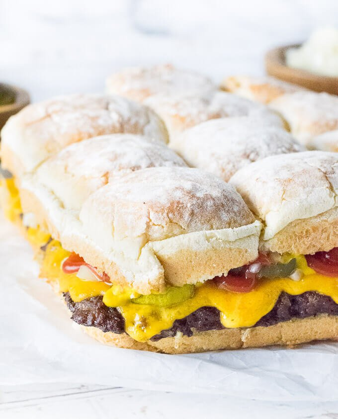 Slider Patties