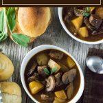 Venison Stew recipe #venison #stew