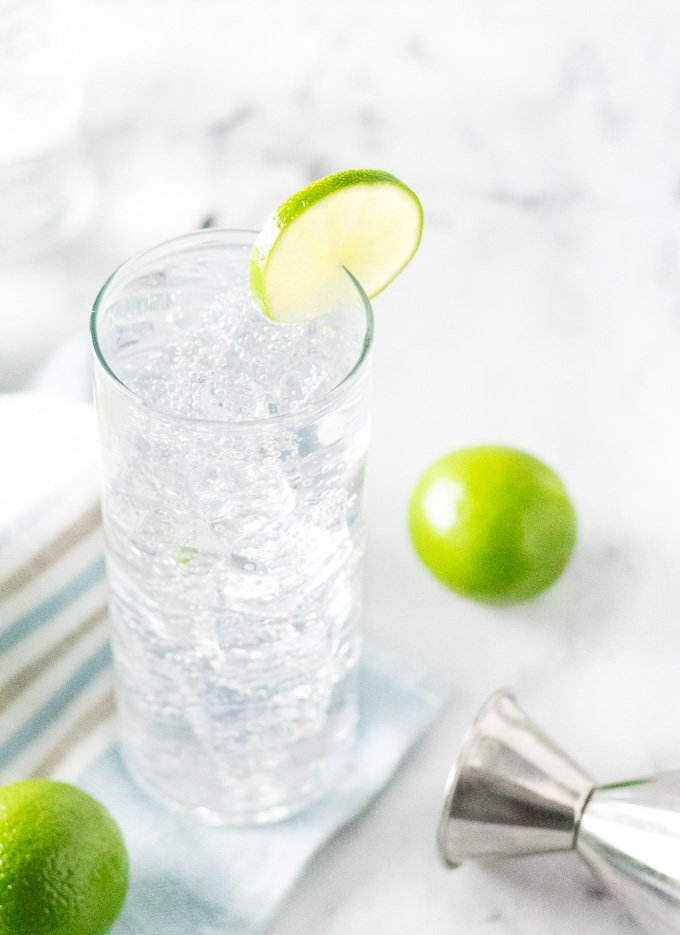 Vodka Soda Seltzer