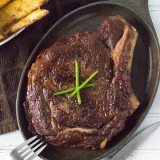 Reverse Sear Steak