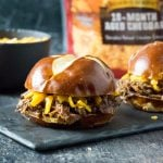 Slow Cooker Beef and Cheddar recipe