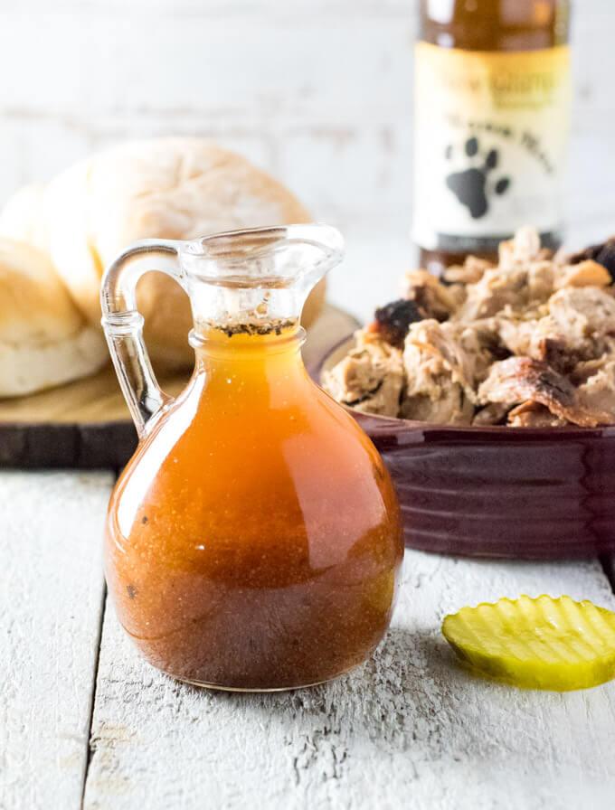 North Carolina BBQ Sauce recipe