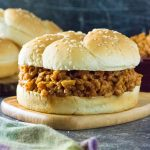 BBQ Chicken Sloppy Joes