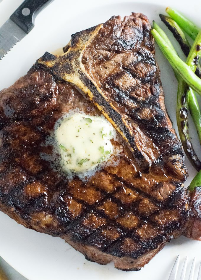 Steak Butter T-bone