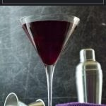 A classic cosmopolitan cocktail recipe. #cocktail #drink #liquor