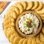 This million dollar dip is a savory party appetizer everyone will love. #party #dip #appetizer