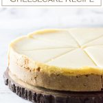 Classic cheesecake recipe #dessert #cheesecake #homemade
