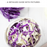 How to cut cabbage #tutorial #cabbage #vegetable