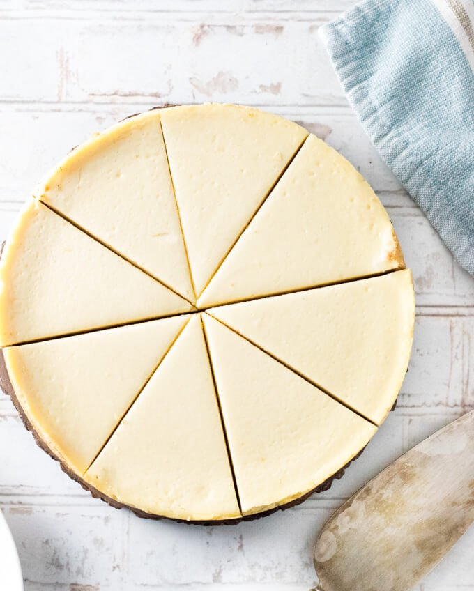 How to make a classic cheesecake