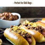 Hot dog chili for chili dogs. #hotdogs #chili #beef