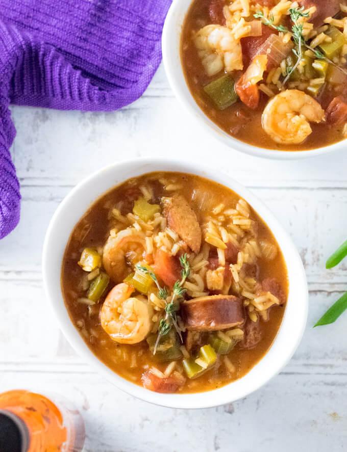 How to make Jambalaya Soup