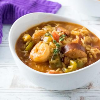 Jambalaya Soup recipe